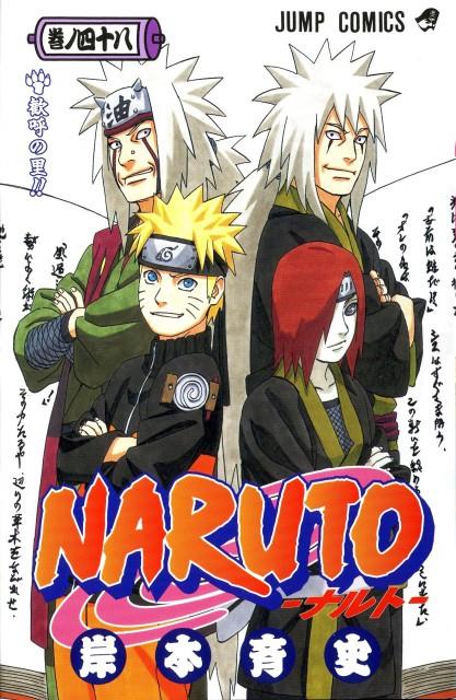 Masashi Kishimoto, Naruto, Naruto Uzumaki, Nagato, Jiraiya