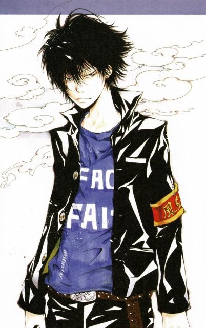 Akira Amano, Katekyo Hitman Reborn!, Colore!, Kyoya Hibari
