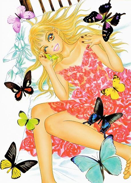 Miwa Ueda, Studio Comet, Peach Girl, PEACH: Miwa Ueda Illustrations, Momo Adachi