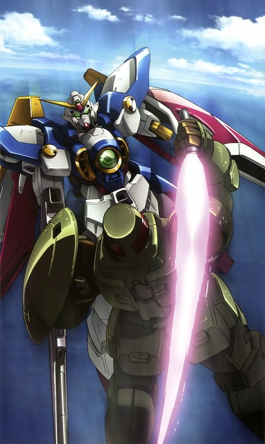 Sunrise (Studio), Mobile Suit Gundam Wing, Gundam Perfect Files