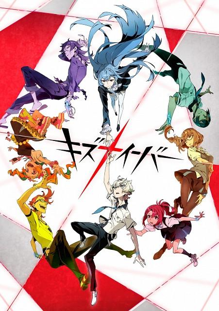 Trigger (Studio), Kiznaiver, Yoshiharu Hisomu, Hajime Tenga, Niko Niyama