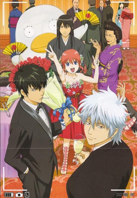 Sunrise (Studio), Gintama, Shinpachi Shimura, Otose, Toshiro Hijikata