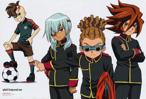 Tenya Yabuno, OLM Digital Inc, Inazuma Eleven, Akio Fudou, Genda Koujirou