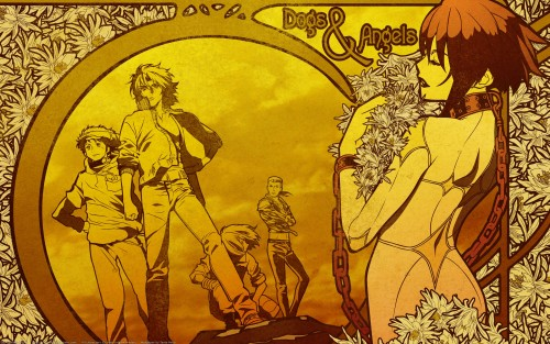 BONES, Wolf's Rain, Tsume, Kiba (Wolf's Rain), Cheza Wallpaper
