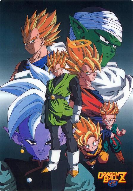 Akira Toriyama, Toei Animation, Dragon Ball, Super Saiyan Trunks, Super Saiyan Goku