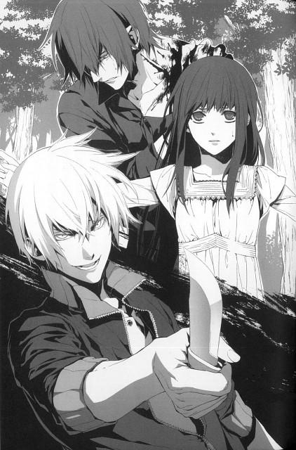 Yone Kazuki, Idea Factory, Hanaoni, Kaki Kitou, Kanna Asagiri
