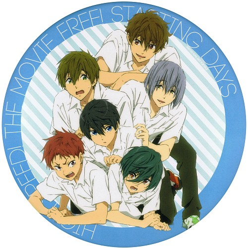 Futoshi Nishiya, Kyoto Animation, Free!, Natsuya Kirishima, Ikuya Kirishima