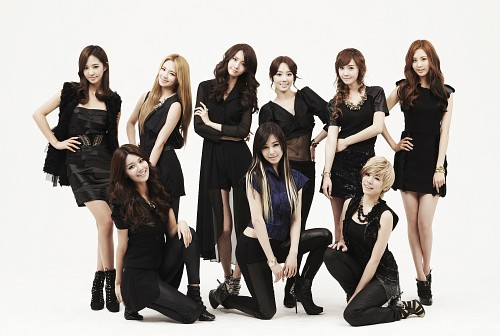 Seohyun, Tiffany, Yoona, Sunny, Sooyoung