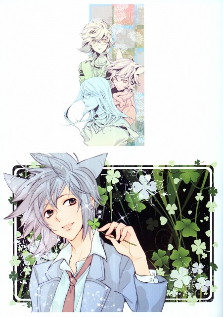 Yun Kouga, J.C. Staff, Loveless, Summer Moon (Artbook), Kio Kaidou