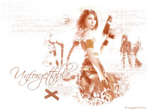 Square Enix, Final Fantasy X-2, Paine, Rikku, Yuna Wallpaper