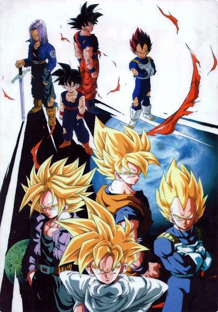Akira Toriyama, Toei Animation, Dragon Ball, Super Saiyan Vegeta, Son Goku