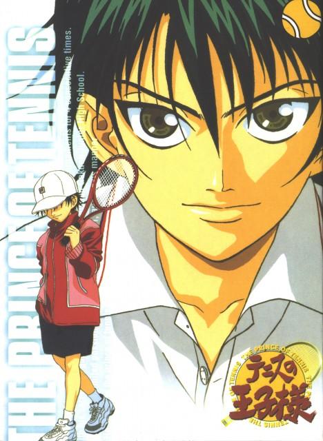 Takeshi Konomi, J.C. Staff, Prince of Tennis, Ryoma Echizen, DVD Cover