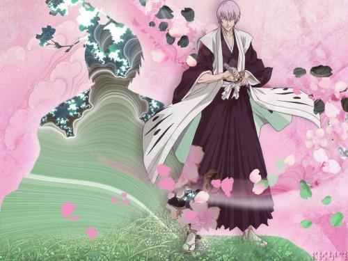 Kubo Tite, Studio Pierrot, Bleach, Gin Ichimaru Wallpaper