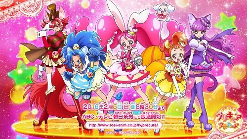 Toei Animation, Kirakira Precure A La Mode, Pekorin, Cure Chocolat, Cure Macaron