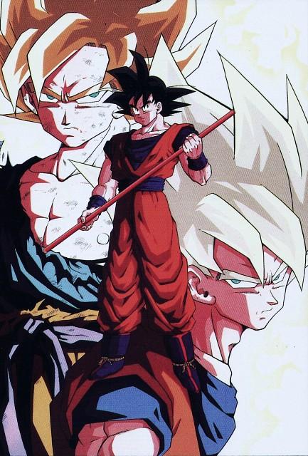 Akira Toriyama, Toei Animation, Dragon Ball, Son Goku, Super Saiyan Goku