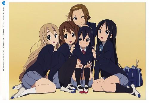 Yukiko Horiguchi, Kakifly, Kyoto Animation, K-On!, Tsumugi Kotobuki