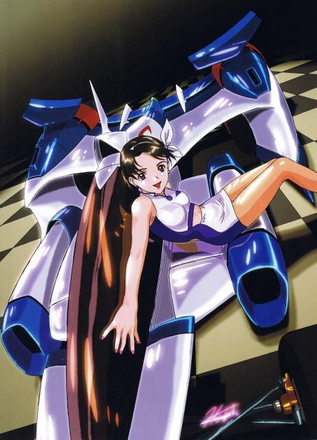 Hisayuki Hirokazu, Future GPX Cyber Formula, Hirokazu Hisayuki ART WORKS, Rena Yuuki