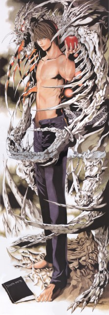 Takeshi Obata, Death Note, Light Yagami