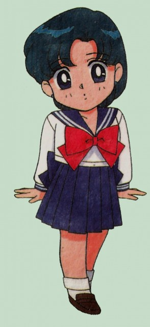 Toei Animation, Bishoujo Senshi Sailor Moon, Ami Mizuno