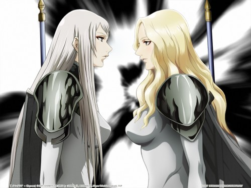 Norihiro Yagi, Madhouse, Claymore, Galatea, Teresa Wallpaper