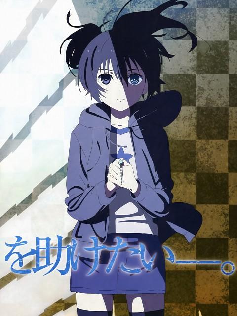 Black Rock Shooter, Mato Kuroi, Black Rock Shooter (Character)