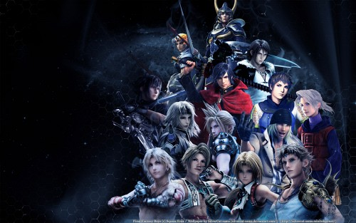 Square Enix, Final Fantasy XI, Final Fantasy Type-0, Final Fantasy XIII, Final Fantasy XII Wallpaper