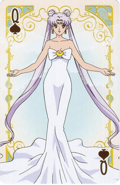 Toei Animation, Bishoujo Senshi Sailor Moon, Queen Serenity