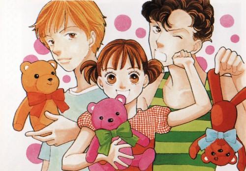Yoko Kamio, Hana Yori Dango, Tsukushi Makino, Rui Hanazawa, Tsukasa Domyoji