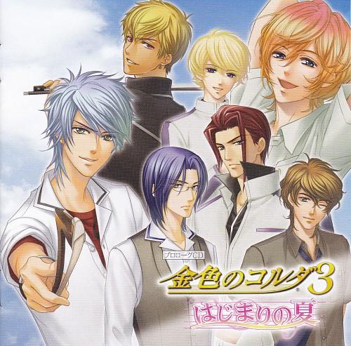 Yuki Kure, Koei, Kiniro no Corda 3, Ritsu Kisaragi, Daichi Sakaki