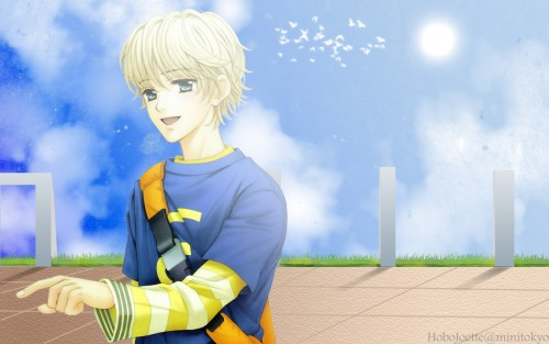 Kiniro no Corda Wallpaper
