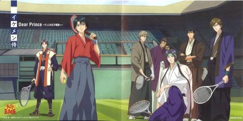 Takeshi Konomi, J.C. Staff, Prince of Tennis, Eishirou Kite, Kunimitsu Tezuka