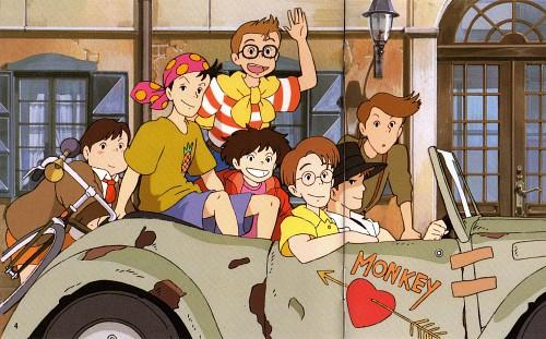 Hayao Miyazaki, Studio Ghibli, Kiki's Delivery Service, Tombo Koppoli