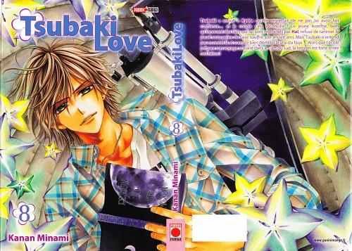 Kanan Minami, Kyou Koi wo Hajimemasu, Kyota Tsubaki, Manga Cover