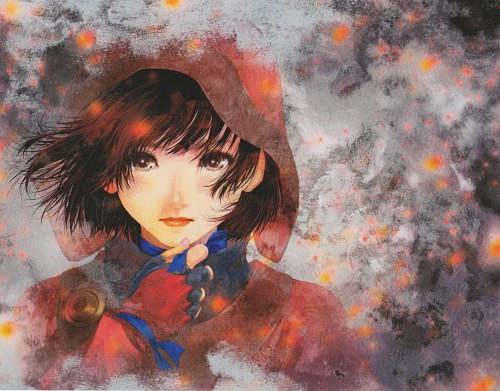 Haruhiko Mikimoto, Production I.G, Koutetsujou no Cabaneri, Mumei, Postcard