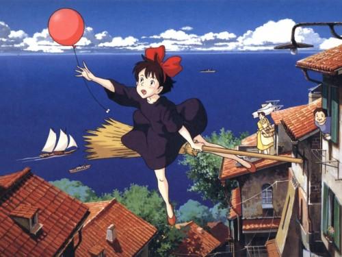 Studio Ghibli, Kiki's Delivery Service, Kiki Okino
