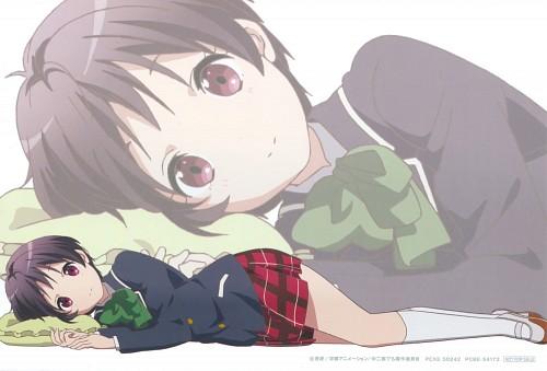 Nozomi Ousaka, Kyoto Animation, Chuunibyou demo Koi ga Shitai!, Kumin Tsuyuri