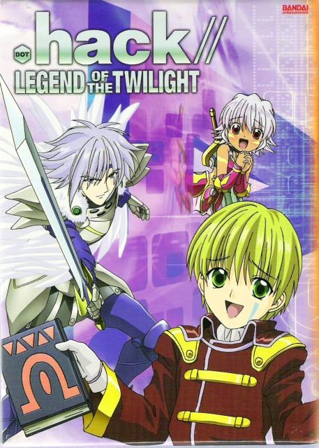 Rei Izumi, Yoshiyuki Sadamoto, Bee Train, .hack//Legend of the Twilight, Reki