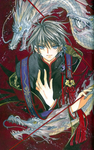 CLAMP, Madhouse, X, X [zero], Kamui Shirou