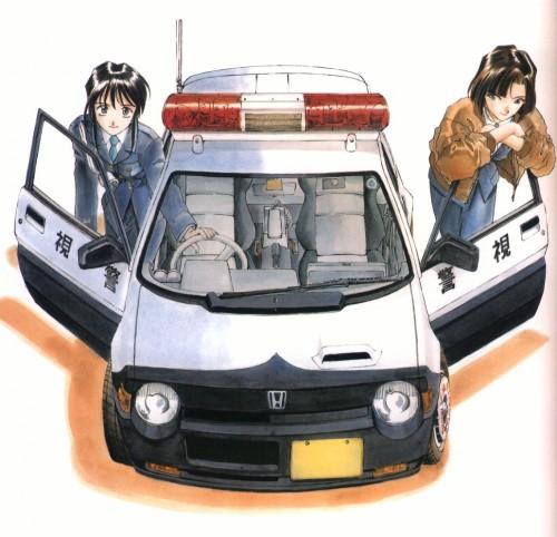 Kousuke Fujishima, Studio DEEN, You're Under Arrest, Miyuki Kobayakawa, Natsumi Tsujimoto