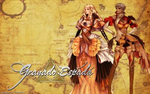 IMC Games, Granado Espada, Warlock (Granado Espada), Scout (Granado Espada) Wallpaper