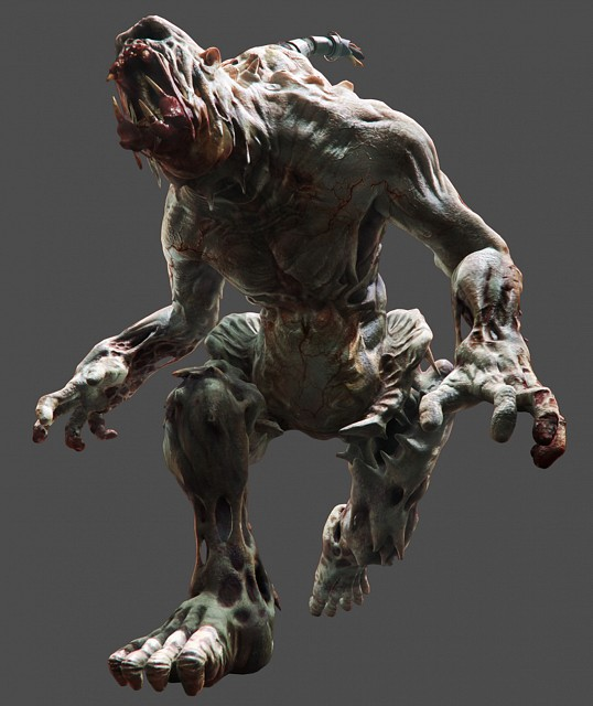 Capcom, Resident Evil 6, Ogroman
