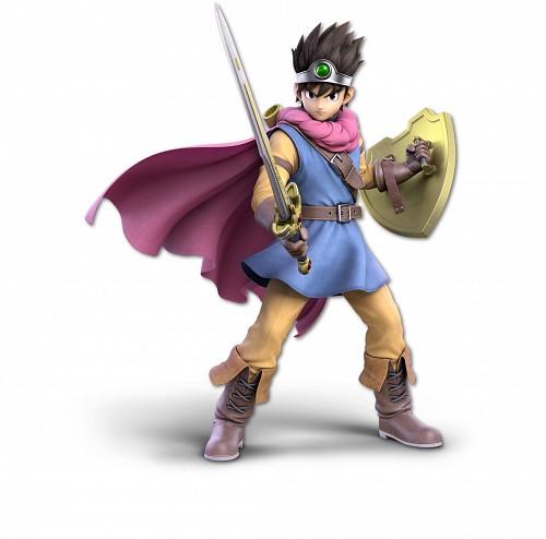 Nintendo, Super Smash Bros. Ultimate, Dragon Quest