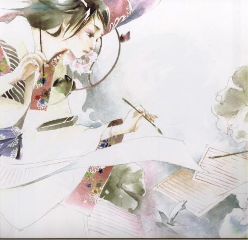 Rain (Mangaka), The Best Illustrations of ComicFans Magazine Collection