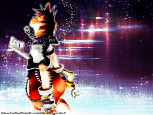 Shiro Amano, Kingdom Hearts, Sora Wallpaper