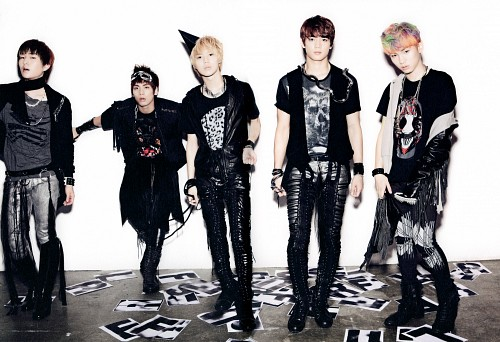 Jonghyun, Taemin, Onew, SHINee, Minho