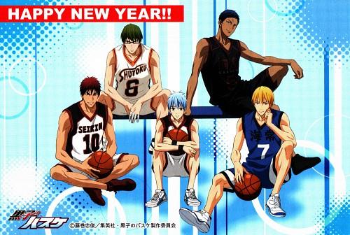 Tadatoshi Fujimaki, Production I.G, Kuroko no Basket, Shintarou Midorima, Daiki Aomine