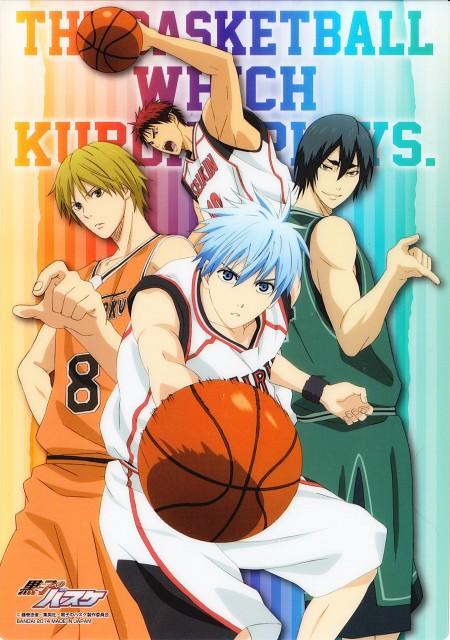Tadatoshi Fujimaki, Production I.G, Kuroko no Basket, Taiga Kagami, Makoto Hanamiya