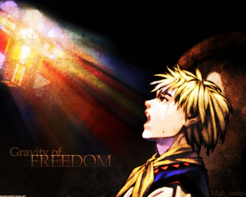 Valkyrie Profile, Lucian (Valkyrie Profile) Wallpaper