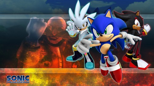 Sega, SONIC Series, Doctor Ivo Robotnik, Shadow the Hedgehog, Silver the Hedgehog