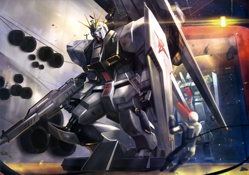 Sunrise (Studio), Mobile Suit Gundam - Universal Century, Mobile Suit Gundam Char's Counterattack, Gundam Perfect Files